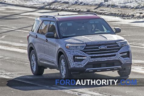Release Date Of 2020 Ford Explorer by 2020 Ford Explorer Info Specs Release Date Wiki