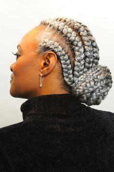 stylish long hairstyles  older women