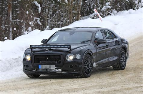 2019 Bentley Flying Spur Larger And More Luxurious Saloon