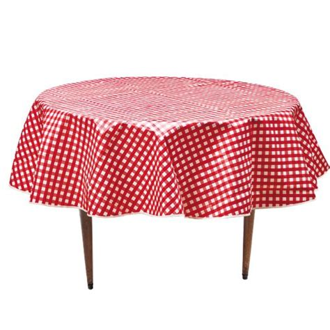 sedao vente de la table d 233 co toile cir 201 e vichy ronde