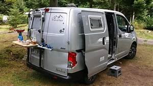 Nissan Nv200 Aménagé : voir le sujet baie sur ~ Nature-et-papiers.com Idées de Décoration