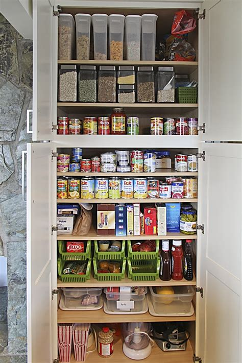 kitchen pantry closet organizers how to organize a pantry cabinet 11emerue 5475