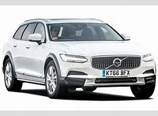 Volvo V90 Cross Country estate 2019 review Carbuyer