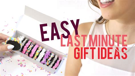 gifts for 20 year olds last minute easy last minute gifts to diy the sorry