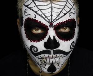Halloween Makeup for Men - MagMent