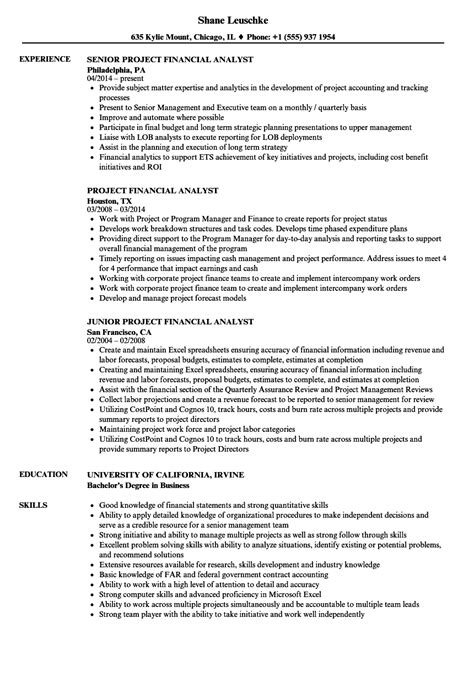 Financial Analyst Skills Resume by Sle Financial Analyst Resume Bijeefopijburg Nl