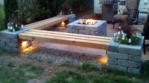 amazing fire pit design ideas  stone steel  wood
