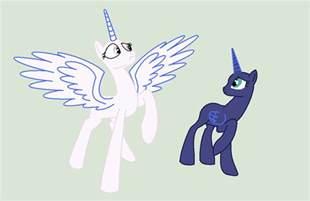MLP Pony Base Alicorn