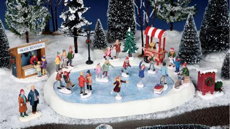 28 best lemax animated lemax santas wonderland elf and