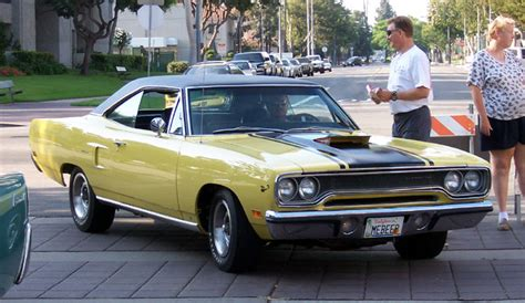 The Hottest Muscle Cars In the World: 1970 Road Runner The