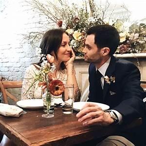 Penn Badgley, Domino Kirke Married: See the Vegan, Gluten ...