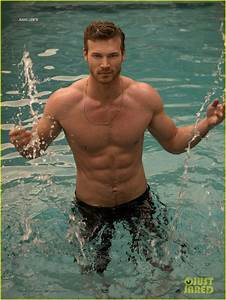 Baby Daddy's Derek Theler Can Win Any Wet T-Shirt Contest ...