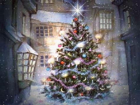 gambar gambar pohon natal keren  background banner  kartu ucapan