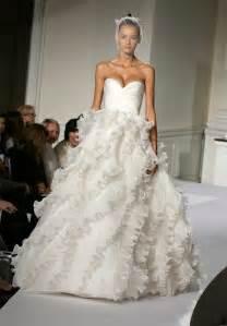 oscar de la renta wedding dresses oscar de la renta wedding dress wedding club