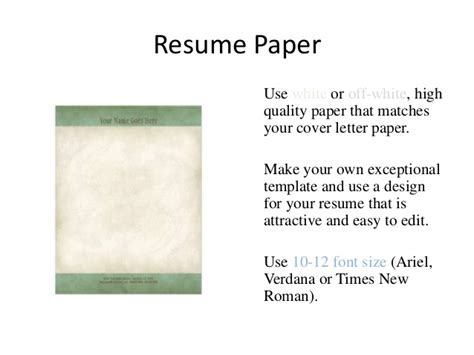 Ivory Or White Resume Paper by White Or Ivory Resume Paper 28 Images Southworth Resume Paper Walmart Teachersites Web Fc2