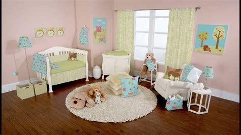 Nursery Room : Cute Baby Nursery Room Decoration Design-room Ideas