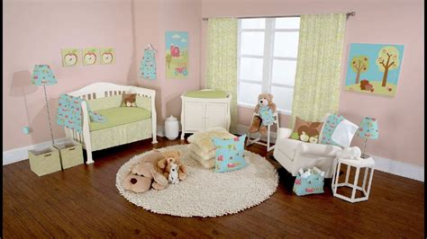 cute baby nursery room decoration design room ideas youtube