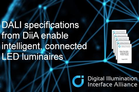 Dali Specifications From Diia Enable Intelligent