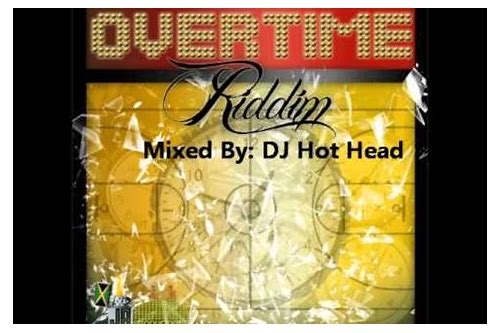 overtime riddim free download