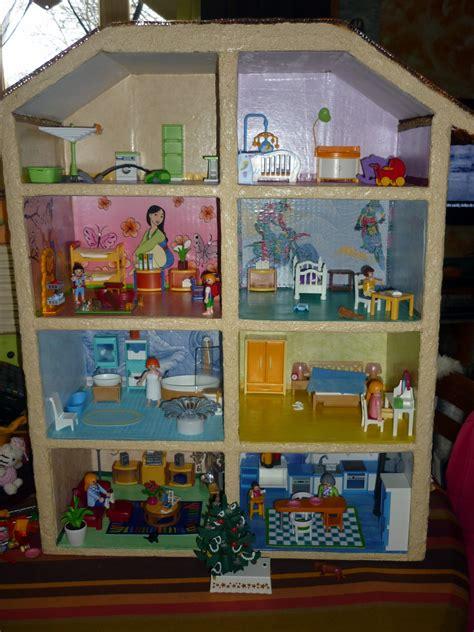 photo de maison playmobil maison playmobil en le fouillis de kanou