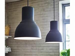 Luminaire Industriel Ikea : shopping des suspensions pour tous les styles elle d coration ~ Teatrodelosmanantiales.com Idées de Décoration