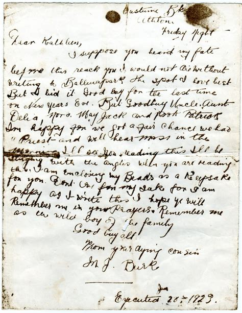 irish civil war letters on the eve of execution moore