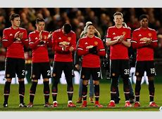 Manchester United FC Squad, Team, All Players 20172018