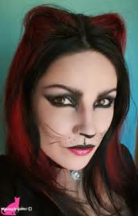cat makeup make up artist me felina cat costume makeup tutorial