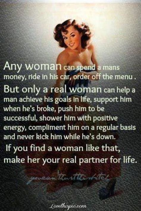 What Is A Real Woman Quotes