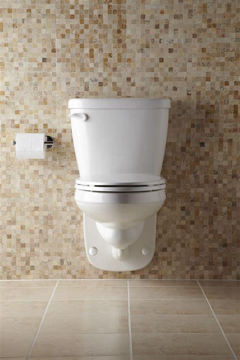 bathroom installing rear outlet toilet residential