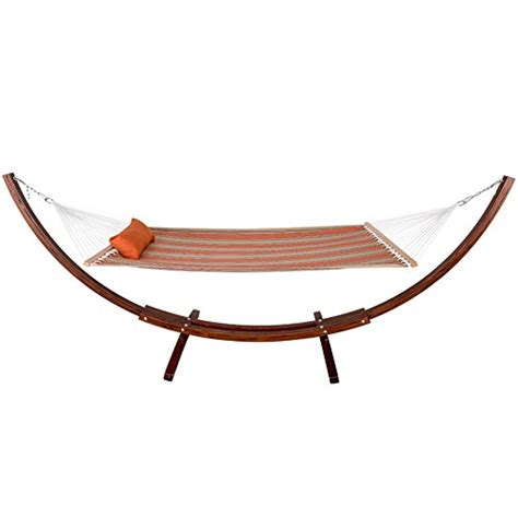 12 foot hammock stand lazydaze 12 ft wood arc hammock stand with 2 person
