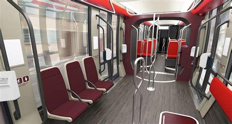 ora ito  alstom design tramway  integrates