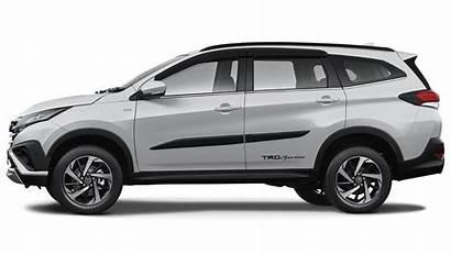 Rush Toyota Suv Indonesia Debut Makes