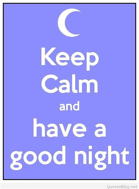 good night quotes  sayings