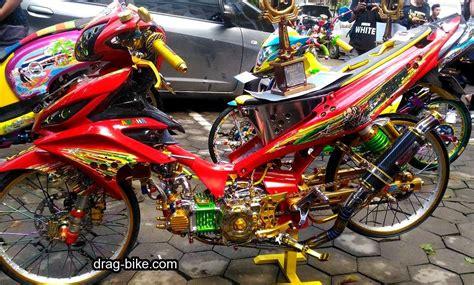 Jupiter Z Thailand Look Style by Modifikasi Jupiter Z Jupiter Mx Modif Motor Drag