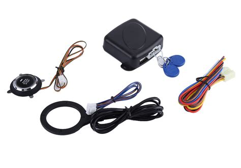 Car Security Engine Immobilizer Universal Automatic Lock