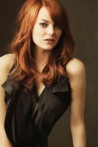 Emma Stone Hair Color Hair Colar And Cut Style