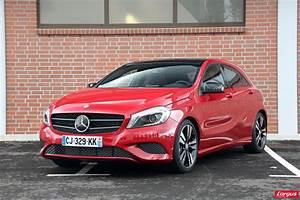Mercedes Classe A 200 Moteur Renault : audi a3 mercedes classe a volvo v40 prime la classe photo 67 l 39 argus ~ Medecine-chirurgie-esthetiques.com Avis de Voitures