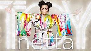 נטע ברזילי – אירוויזיון 2018 | Netta - TOY | Israel ...  Toy