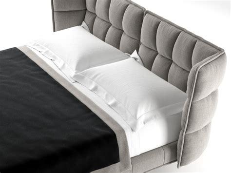 husk bed  model bb italia italy