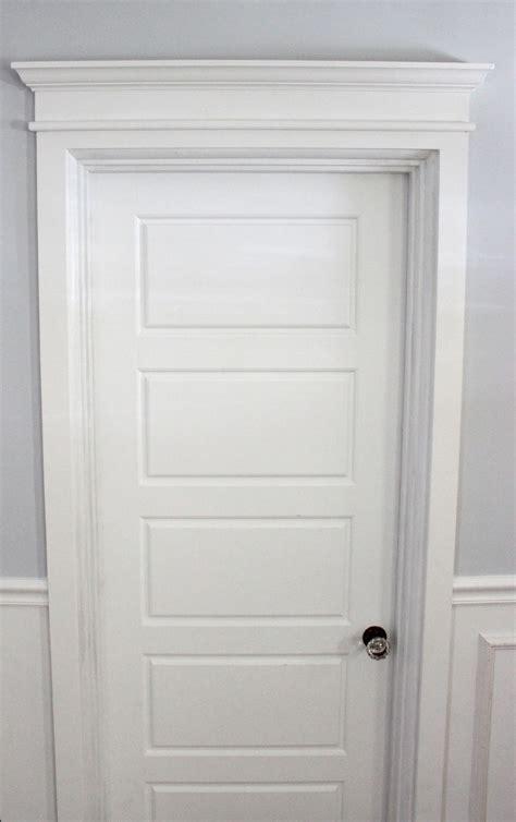 best paint for trim and doors diy door trim tutorial book design