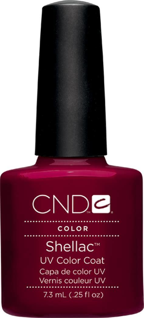 cnd led l 3c technology cnd shellac decadence l gel nails