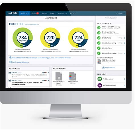 three bureau credit report fico scores credit reports from all 3 bureaus myfico