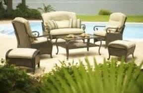 Hampton Bay Kampar Patio Furniture Replacement Cushions by Hampton Bay Pacific Grove Outdoor Furniture Outdoor