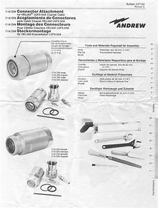 G1ogy Com  Andrew Connector Assembly Instructions