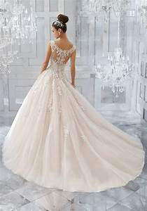 massima wedding dress style 5573 morilee With the wedding dress