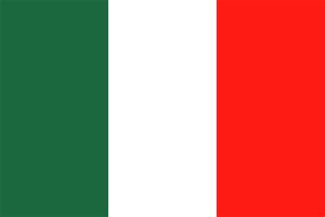 bandeira da italia  imprimir