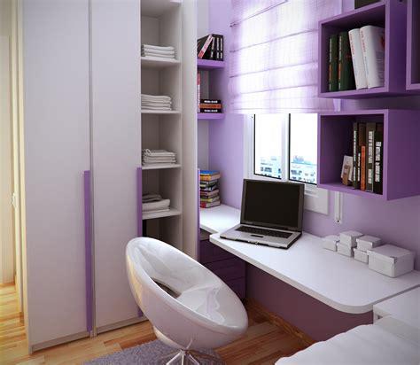 Study Room Design Ideas for Bedroom