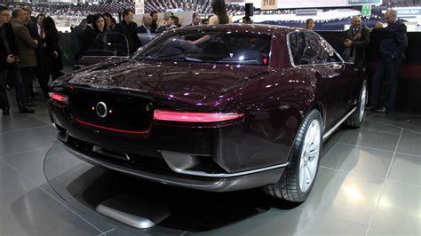 bertone  jaguar concept    geneva