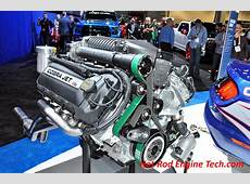Hot Rod Engine Tech Ford Debuts 2016 Mustang Cobra Jet